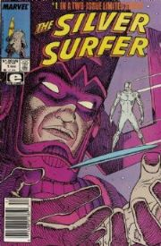 Silver Surfer Comics (1988)